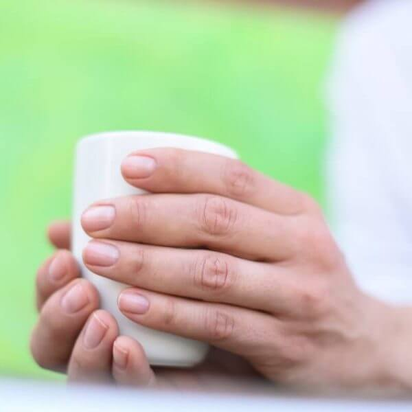 Natürlich schöne und gepflegte Fingernägel - das Naturnagelstudio spitzengefühl macht's möglich. Foto & Bildrechte: Mrtina Striegl